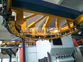 悬吊输送机
